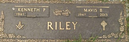BECK RILEY, MAVIS - Trumbull County, Ohio | MAVIS BECK RILEY - Ohio Gravestone Photos