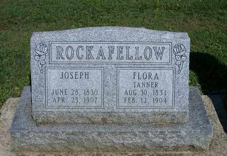 ROCKAFELLOW, JOSEPH - Trumbull County, Ohio | JOSEPH ROCKAFELLOW - Ohio Gravestone Photos