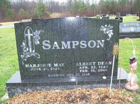 SAMPSON, MARJORIE - Trumbull County, Ohio | MARJORIE SAMPSON - Ohio Gravestone Photos