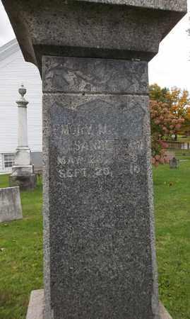 SANDERSON, EMORY M. - Trumbull County, Ohio | EMORY M. SANDERSON - Ohio Gravestone Photos