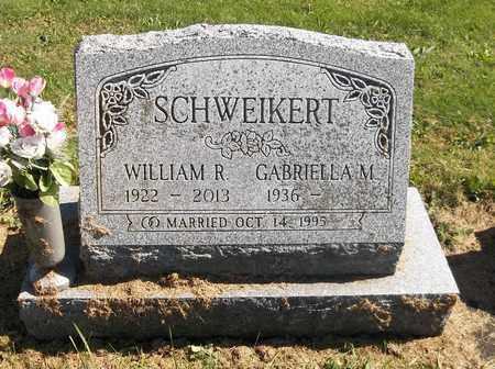 SCHWEIKERT, WILLIAM R. - Trumbull County, Ohio | WILLIAM R. SCHWEIKERT - Ohio Gravestone Photos