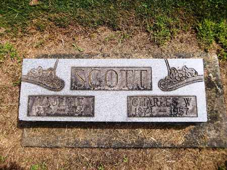 SCOTT, LAURA E. - Trumbull County, Ohio | LAURA E. SCOTT - Ohio Gravestone Photos