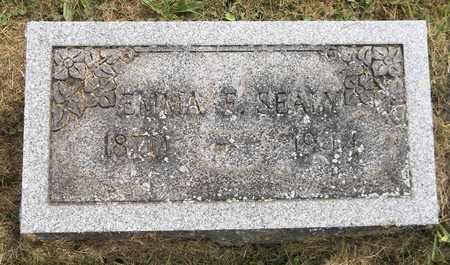 SEALY, EMMA E. - Trumbull County, Ohio | EMMA E. SEALY - Ohio Gravestone Photos