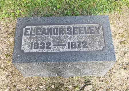 SEELEY, ELEANOR - Trumbull County, Ohio | ELEANOR SEELEY - Ohio Gravestone Photos