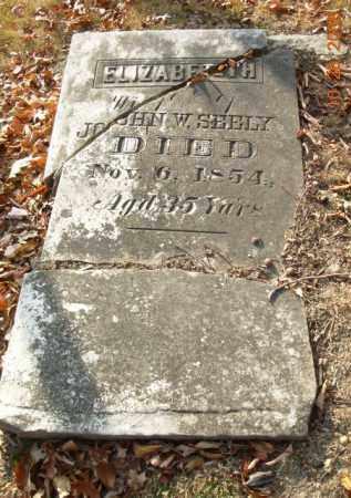 SEELY, ELIZABETH - Trumbull County, Ohio | ELIZABETH SEELY - Ohio Gravestone Photos