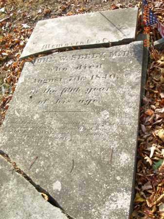 SEELY, JOHN W. - Trumbull County, Ohio | JOHN W. SEELY - Ohio Gravestone Photos