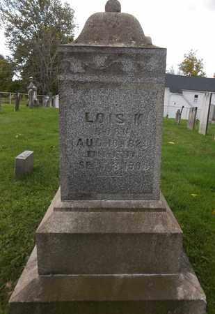 SHELDON, LOIS K. - Trumbull County, Ohio | LOIS K. SHELDON - Ohio Gravestone Photos