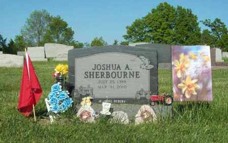 SHERBOURNE, JOSHUA A. - Trumbull County, Ohio | JOSHUA A. SHERBOURNE - Ohio Gravestone Photos