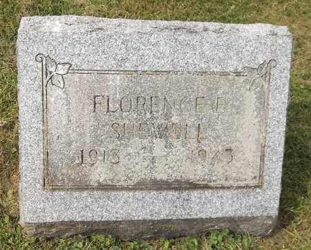 SHEWELL, FLORENCE E. - Trumbull County, Ohio   FLORENCE E. SHEWELL - Ohio Gravestone Photos