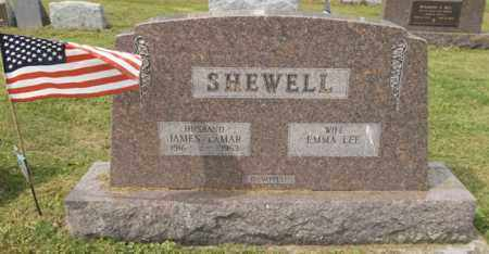 SHEWELL, JAMES LAMAR - Trumbull County, Ohio | JAMES LAMAR SHEWELL - Ohio Gravestone Photos