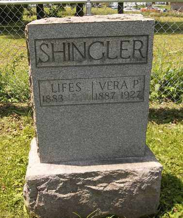 SHINGLER, LIFES - Trumbull County, Ohio | LIFES SHINGLER - Ohio Gravestone Photos