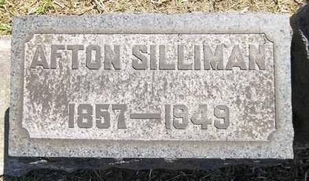 SILLIMAN, AFTON - Trumbull County, Ohio | AFTON SILLIMAN - Ohio Gravestone Photos