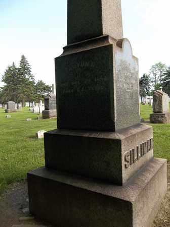SILLIMAN, BARTON N. - Trumbull County, Ohio | BARTON N. SILLIMAN - Ohio Gravestone Photos