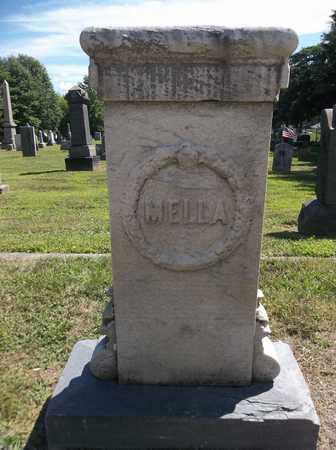 SILLIMAN, MELLA - Trumbull County, Ohio | MELLA SILLIMAN - Ohio Gravestone Photos