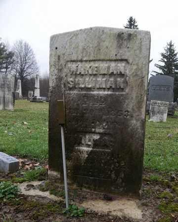 SILLIMAN, ALMA - Trumbull County, Ohio | ALMA SILLIMAN - Ohio Gravestone Photos