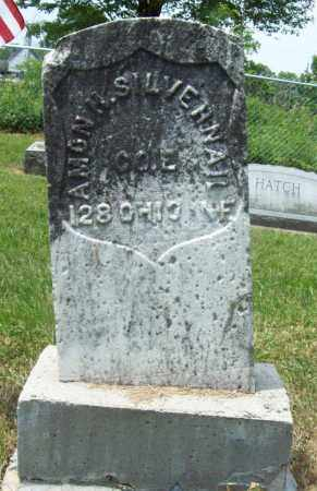 SILVERNAIL, AMON N. - Trumbull County, Ohio | AMON N. SILVERNAIL - Ohio Gravestone Photos