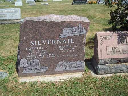 SILVERNAIL, RALPH W. - Trumbull County, Ohio | RALPH W. SILVERNAIL - Ohio Gravestone Photos