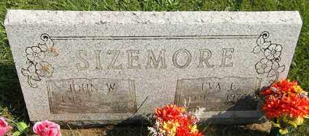 SIZEMORE, JOHN W. - Trumbull County, Ohio | JOHN W. SIZEMORE - Ohio Gravestone Photos