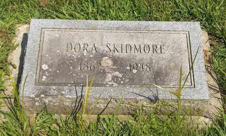 SKIDMORE, DORA - Trumbull County, Ohio | DORA SKIDMORE - Ohio Gravestone Photos