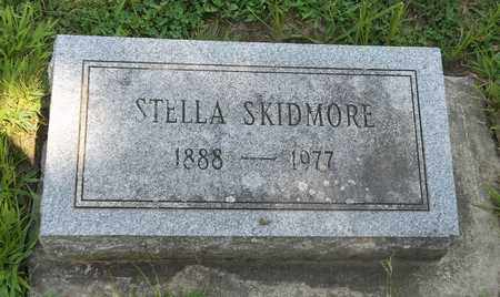 SKIDMORE, STELLA - Trumbull County, Ohio | STELLA SKIDMORE - Ohio Gravestone Photos