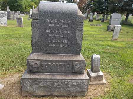 SMITH, ISAAC - Trumbull County, Ohio | ISAAC SMITH - Ohio Gravestone Photos