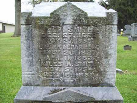 PARMELE, LAURA M. - Trumbull County, Ohio | LAURA M. PARMELE - Ohio Gravestone Photos