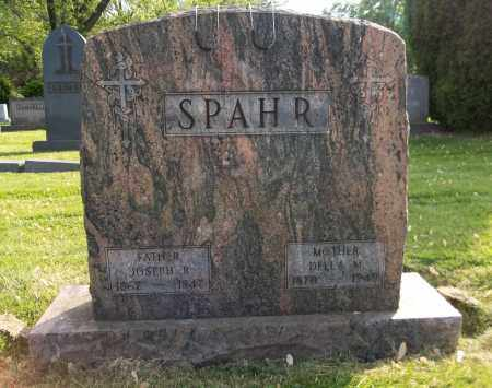 SPAHR, JOSEPH RICHARD - Trumbull County, Ohio | JOSEPH RICHARD SPAHR - Ohio Gravestone Photos