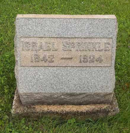 SPRINKLE, ISRAEL - Trumbull County, Ohio | ISRAEL SPRINKLE - Ohio Gravestone Photos