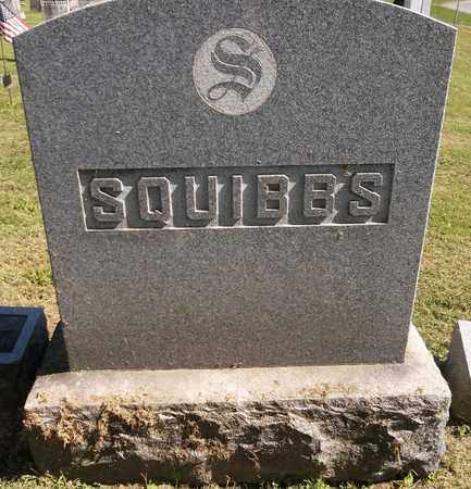 SQUIBBS, FRANCIS J. - Trumbull County, Ohio | FRANCIS J. SQUIBBS - Ohio Gravestone Photos