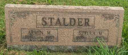 STALDER, ARMIN M. - Trumbull County, Ohio | ARMIN M. STALDER - Ohio Gravestone Photos