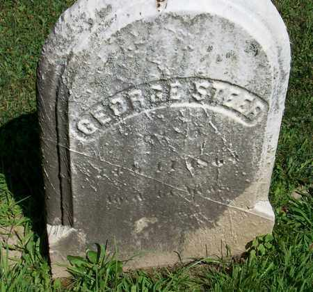 STEER, GEORGE - Trumbull County, Ohio | GEORGE STEER - Ohio Gravestone Photos