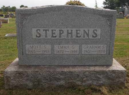 STEPHENS, MOTT S. - Trumbull County, Ohio | MOTT S. STEPHENS - Ohio Gravestone Photos