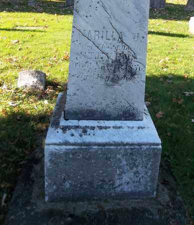 STEVENS, MARILLA J. - Trumbull County, Ohio | MARILLA J. STEVENS - Ohio Gravestone Photos