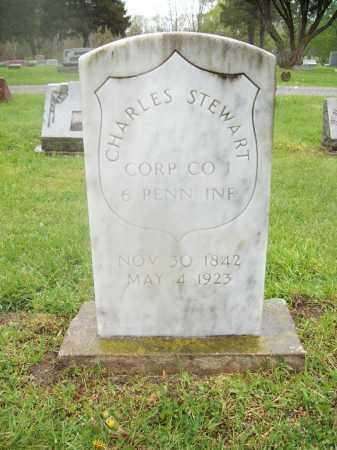 STEWART, CHARLES - Trumbull County, Ohio | CHARLES STEWART - Ohio Gravestone Photos