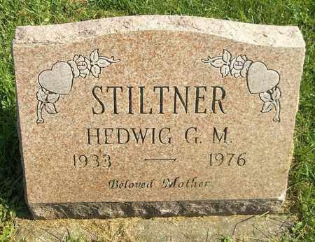 STILTNER, HEDWIG G. M. - Trumbull County, Ohio | HEDWIG G. M. STILTNER - Ohio Gravestone Photos
