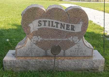 STILTNER, JOHN B. - Trumbull County, Ohio | JOHN B. STILTNER - Ohio Gravestone Photos
