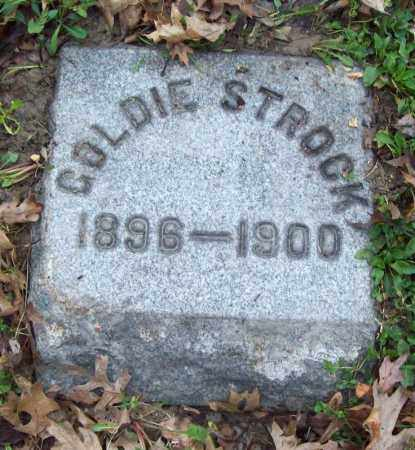 STROCK, GOLDIE - Trumbull County, Ohio | GOLDIE STROCK - Ohio Gravestone Photos
