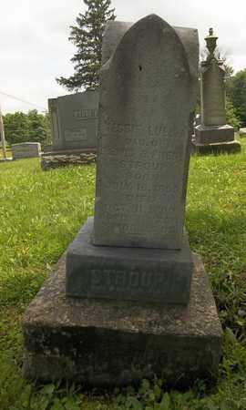 STROUP, JESSIE LUELLA - Trumbull County, Ohio | JESSIE LUELLA STROUP - Ohio Gravestone Photos