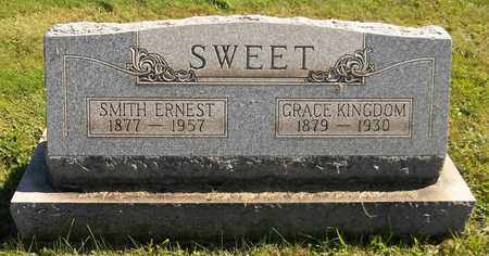 KINGDOM SWEET, GRACE - Trumbull County, Ohio | GRACE KINGDOM SWEET - Ohio Gravestone Photos