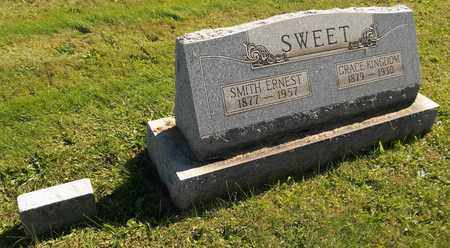 SWEET, SMITH ERNEST - Trumbull County, Ohio | SMITH ERNEST SWEET - Ohio Gravestone Photos