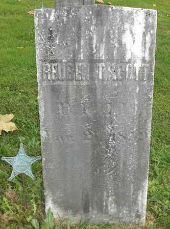 TALCOTT, REUBEN - Trumbull County, Ohio   REUBEN TALCOTT - Ohio Gravestone Photos