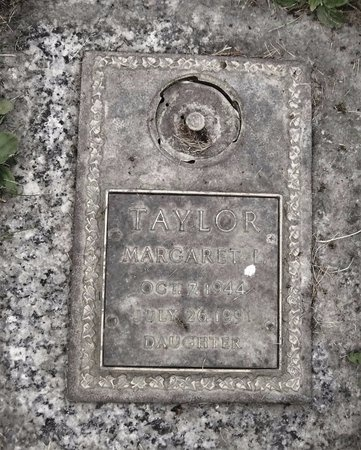 ARMSTRONG TAYLOR, MARGARET LOUISE - Trumbull County, Ohio | MARGARET LOUISE ARMSTRONG TAYLOR - Ohio Gravestone Photos
