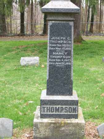 THOMPSON, JOSEPH C. - Trumbull County, Ohio | JOSEPH C. THOMPSON - Ohio Gravestone Photos