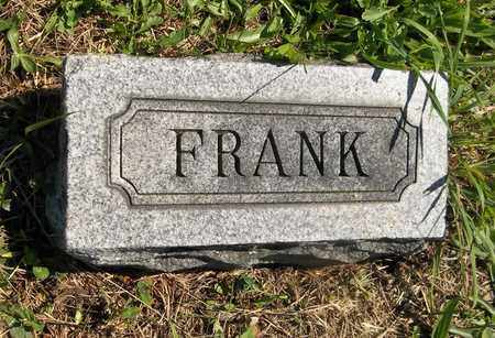 THORP, FRANK - Trumbull County, Ohio | FRANK THORP - Ohio Gravestone Photos