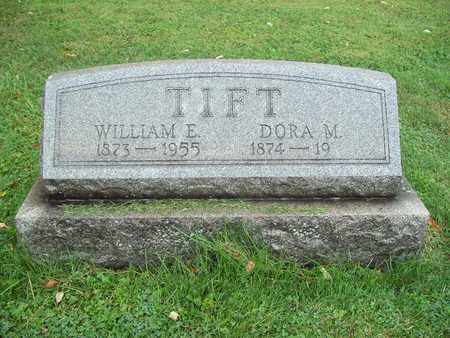TIFT, WILLIAM E. - Trumbull County, Ohio | WILLIAM E. TIFT - Ohio Gravestone Photos