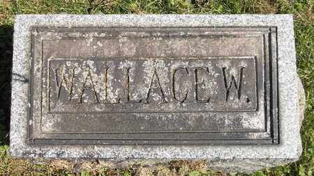 TRACY, WALLACE W. - Trumbull County, Ohio | WALLACE W. TRACY - Ohio Gravestone Photos
