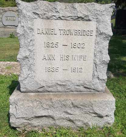 BALDWIN TROWBRIDGE, ANN - Trumbull County, Ohio | ANN BALDWIN TROWBRIDGE - Ohio Gravestone Photos