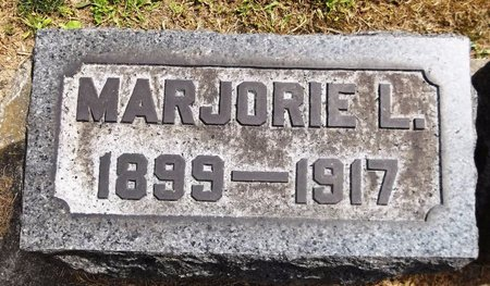 TROWBRIDGE, MARJORIE L. - Trumbull County, Ohio | MARJORIE L. TROWBRIDGE - Ohio Gravestone Photos