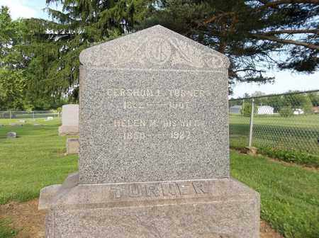 TURNER, HELEN M. - Trumbull County, Ohio | HELEN M. TURNER - Ohio Gravestone Photos