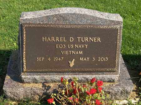 TURNER, HARREL D. - Trumbull County, Ohio | HARREL D. TURNER - Ohio Gravestone Photos